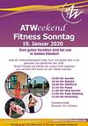 ATWeekend Fitness Sonntag am 19.01.2020